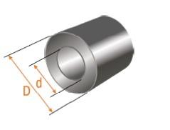 Металлические заглушки изоляции (МЗИ)